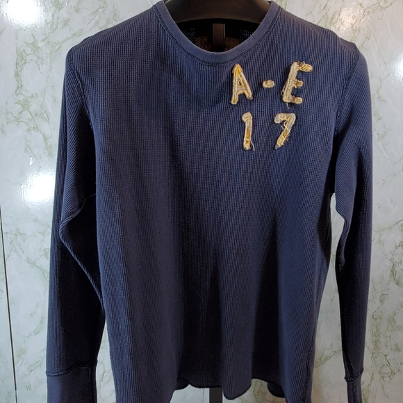 American Eagle Outfitters Thermal Shirt